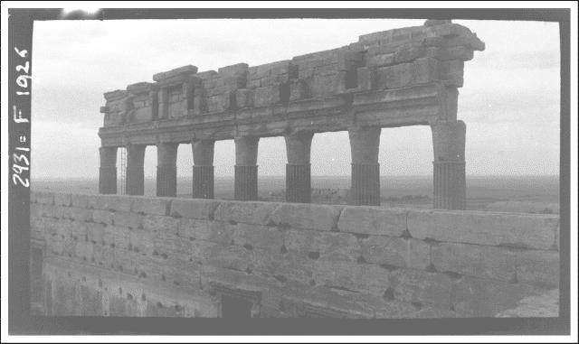 Temple of Bêl, Palmyra, Syria (IFMO)