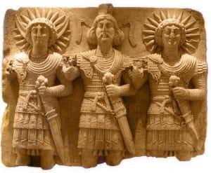Triade Palmyréenne